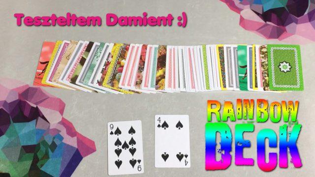 Teszteltem Damien megérzéseit :) | Kártyatrükk kezdőknek